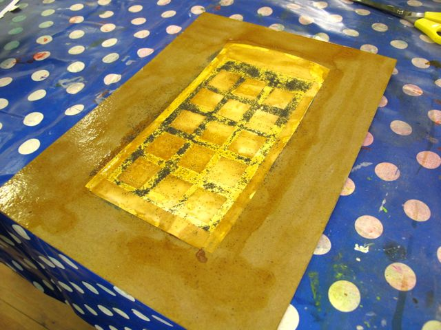 KAB Medway Art Group wk 2 Wendy Daws Tactile Timeline at Intra, photos Wendy Daws - 30