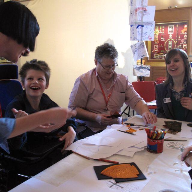 KAB Medway Art Group & Wendy Daws - 072